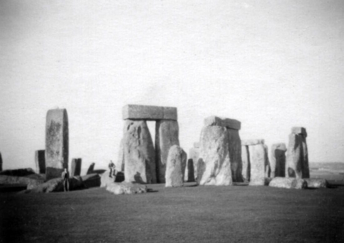United Kingdom   SNAPSHOTS      Stonehenge in Wiltshire is an ancient series of large standing stones and a burial site  Radiocarbon dating indicates that the building of the monument at